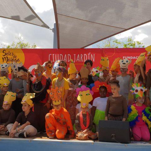 Fiesta de los Soles de Málaga